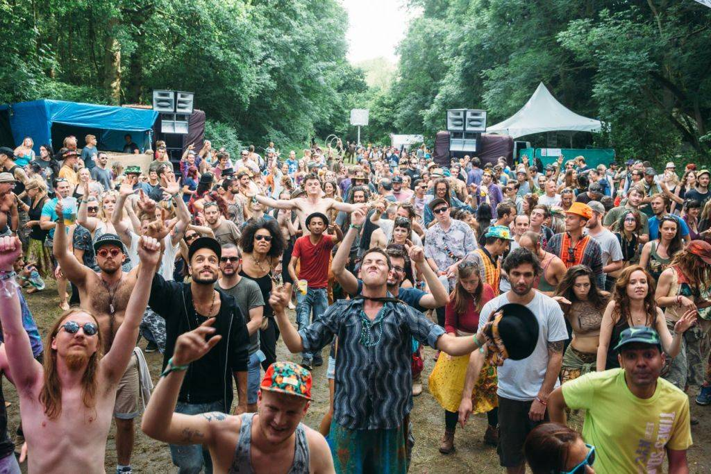 Noisily Festival of Music and Arts Festival 2016 dancefloor