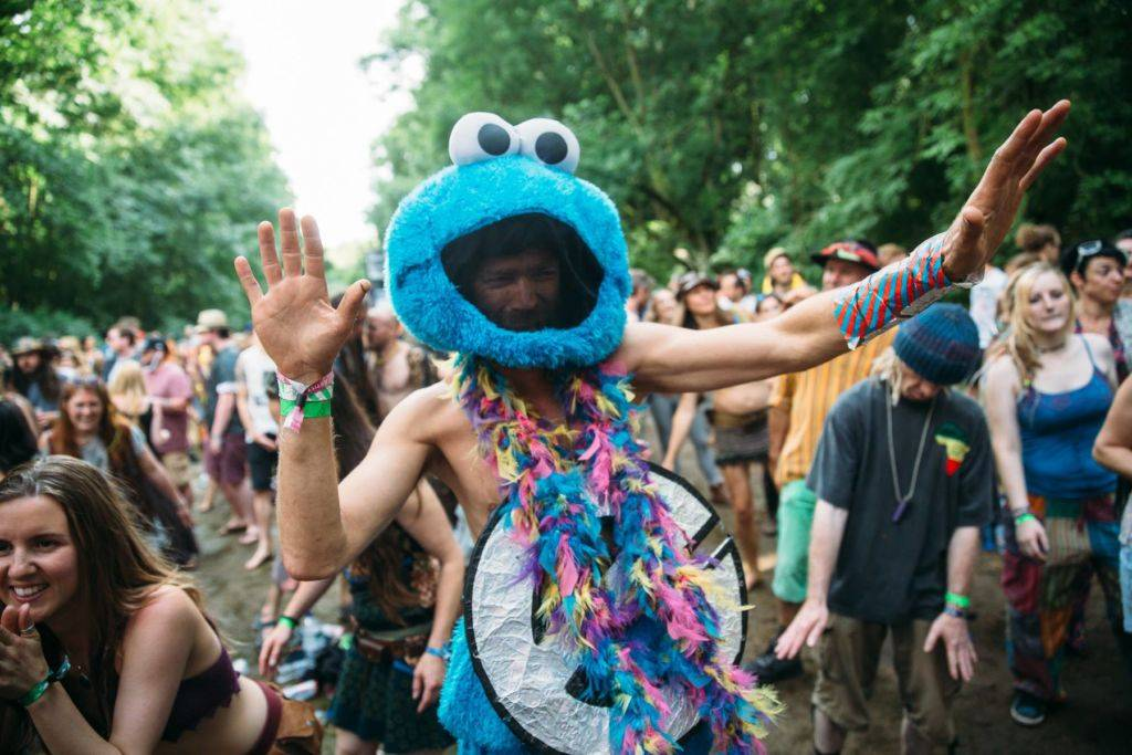 Noisily Festival of Music and Arts Festival 2016 frog man
