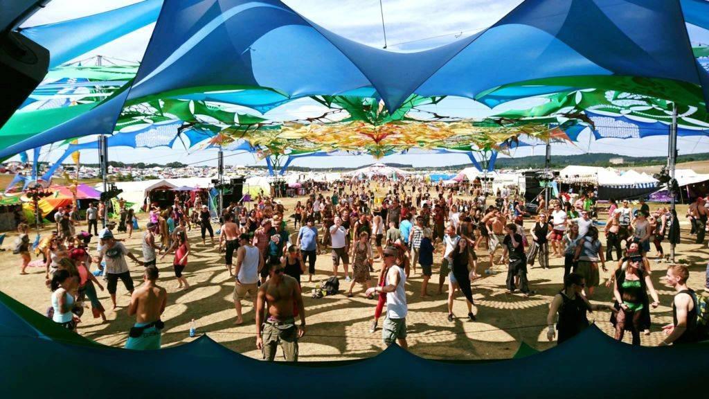 Antaris Project 2016 sunny dancefloor