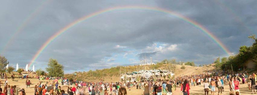 Ozora System 7 2012 - rainbow