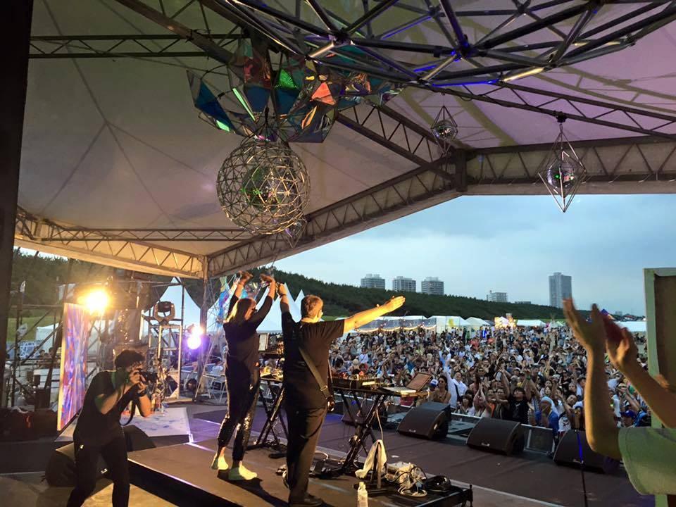 System 7 Solstice Music Festival 2016