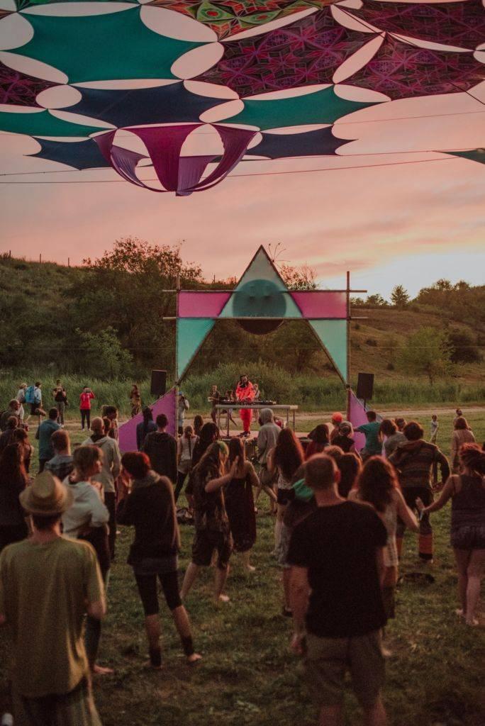 Samsara 2016 - dancefloor