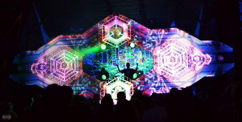 Kosmos Festival 2016 mighty stage