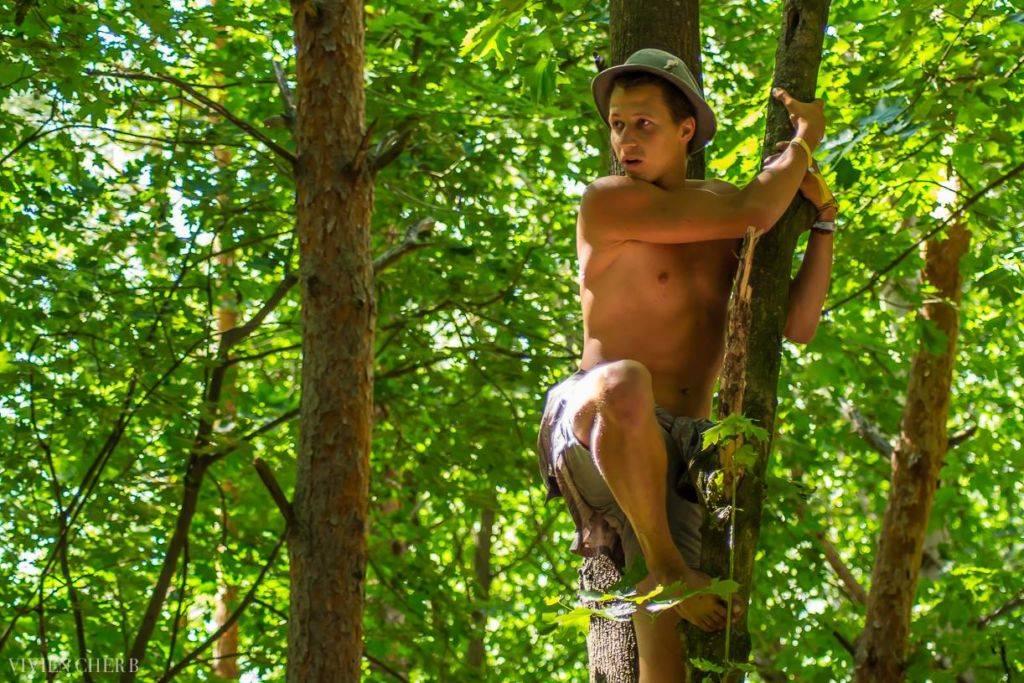 Samsara 2016 guy on tree