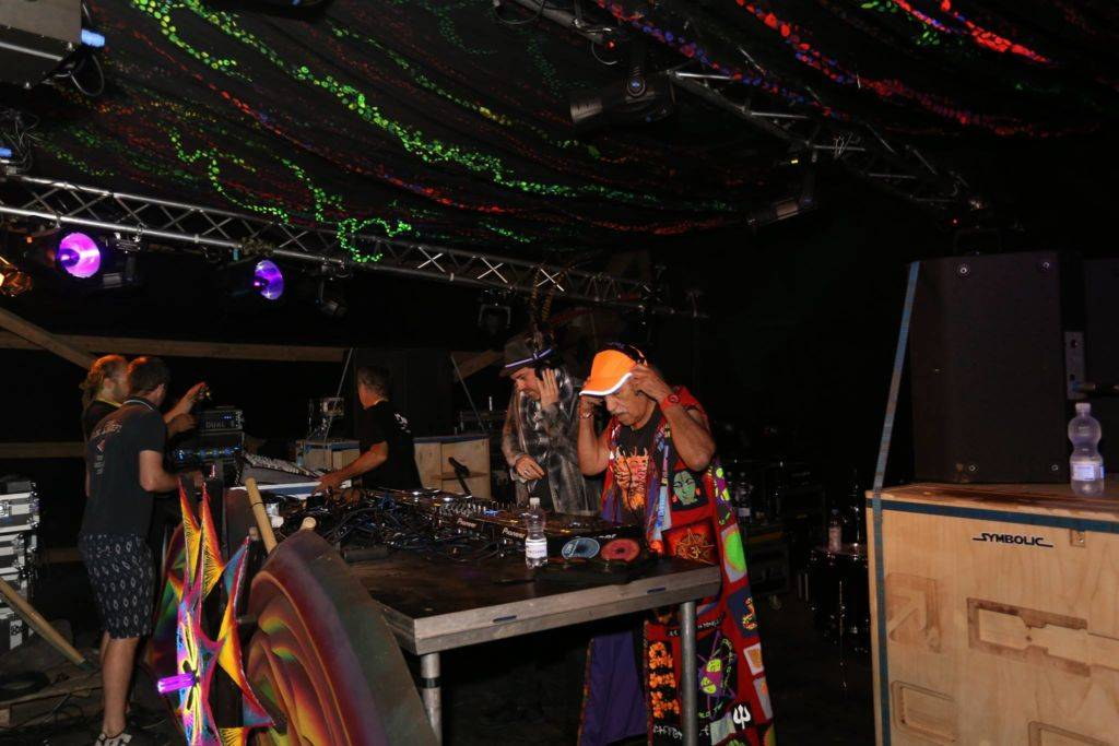 One Love Festival 2016 Raja Ram and Hallucinogen