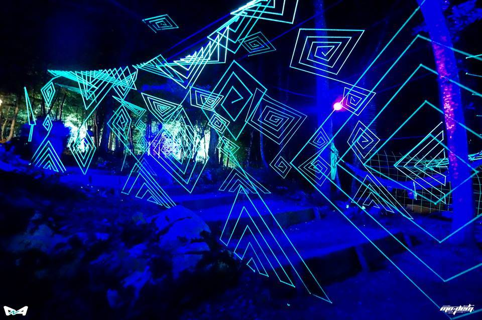 MoDem Festival 2016 decoration