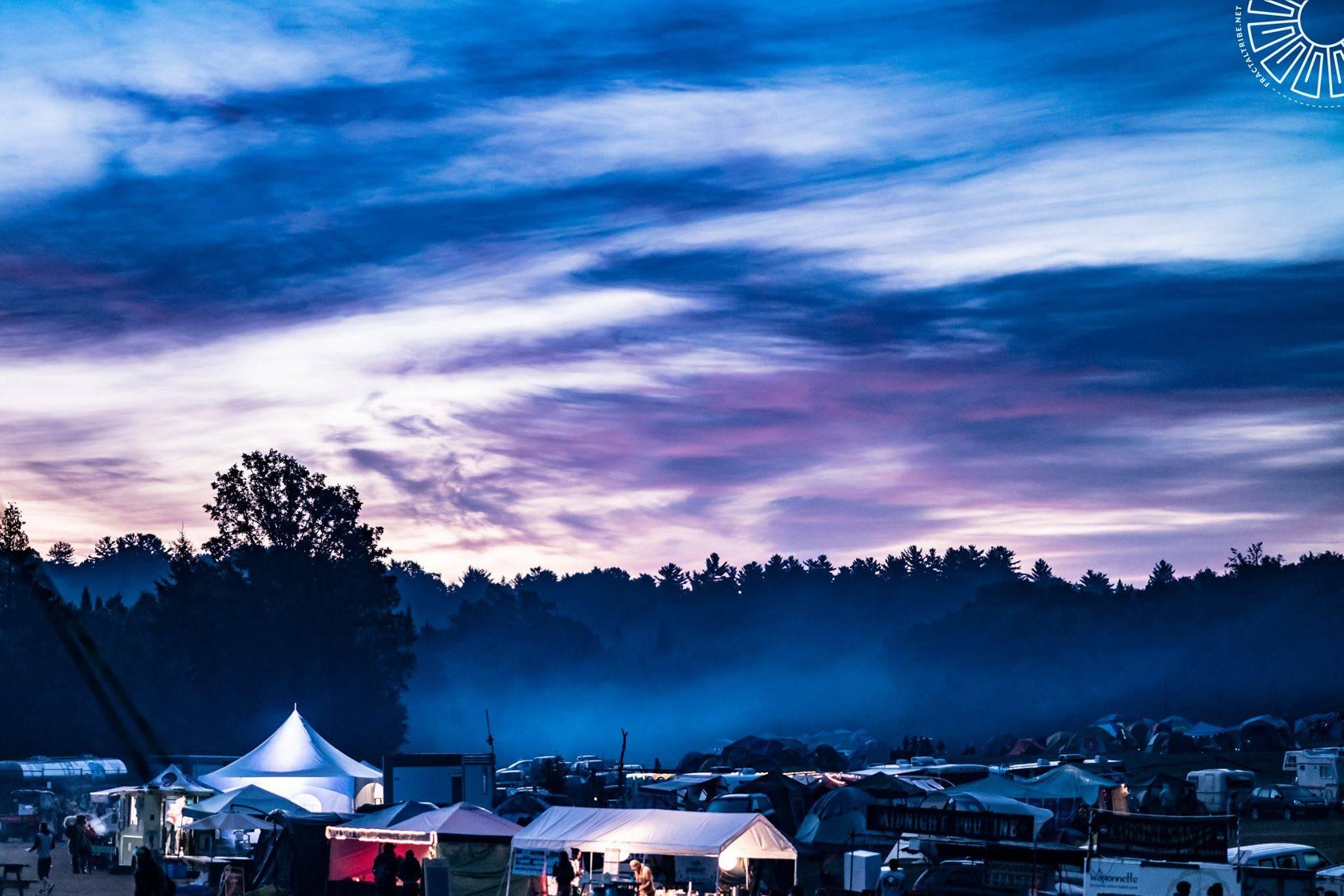 Eclipse festival 2016 moonlight