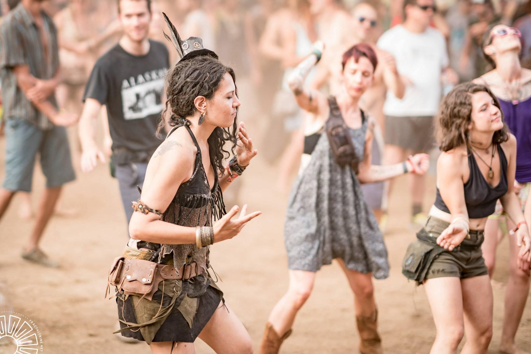 Eclipse festival 2016 dancing