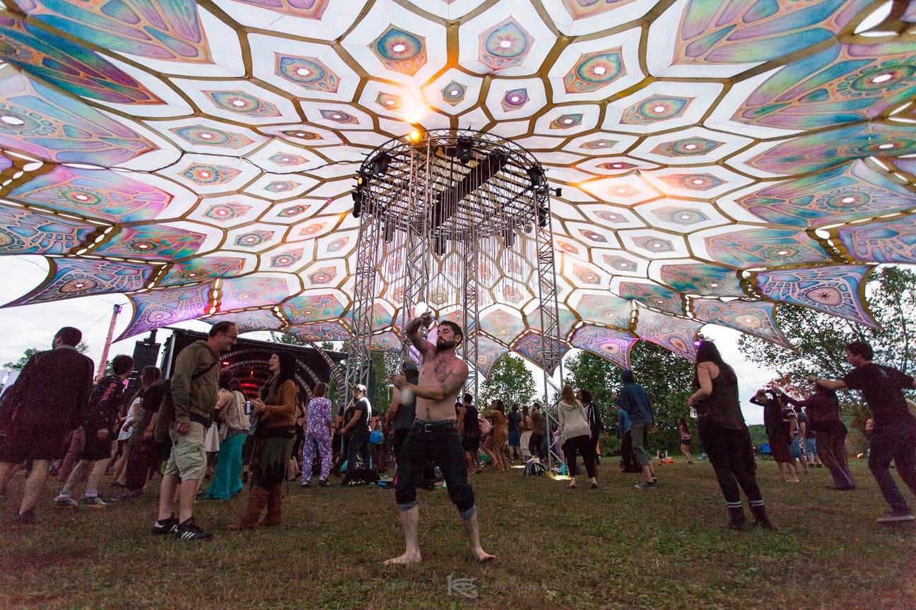 Eclipse festival 2016 dancefloor