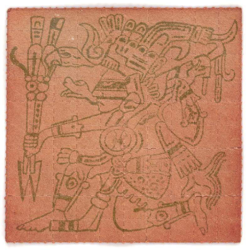 Mayan 1984_Blotter Baba