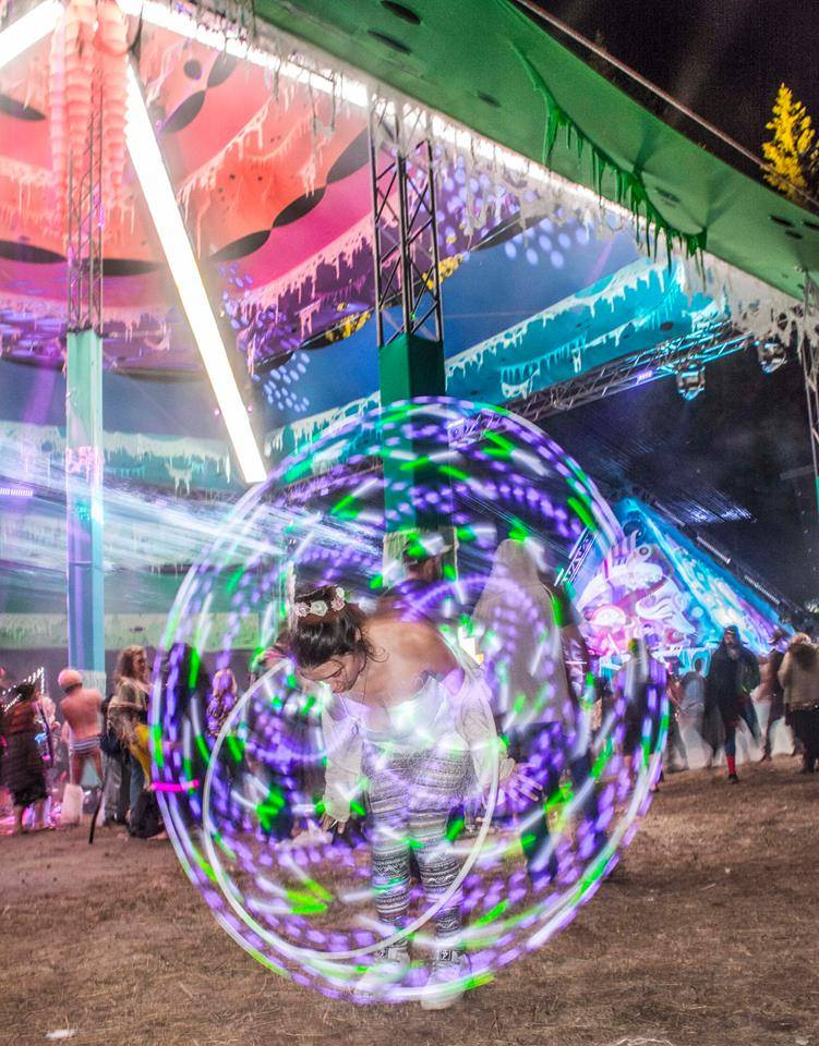 Motion Notion 2016 neon ball