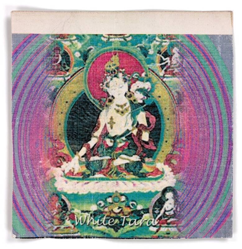 White Tara 2003_Blotter Baba