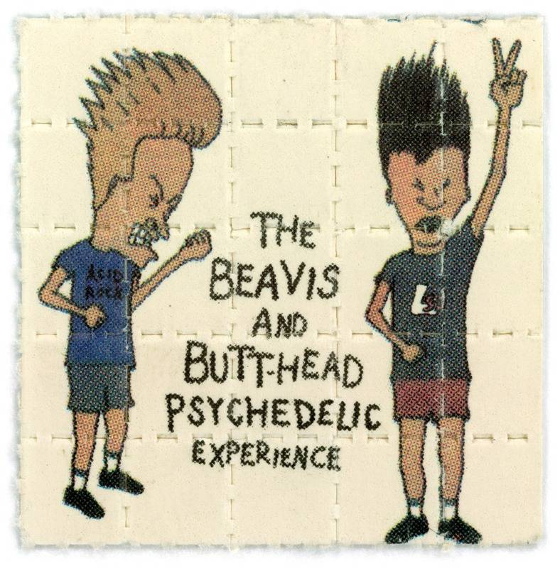 beavis and butthead_blotter baba