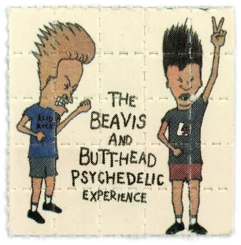 beavis and butthead_blotter baba
