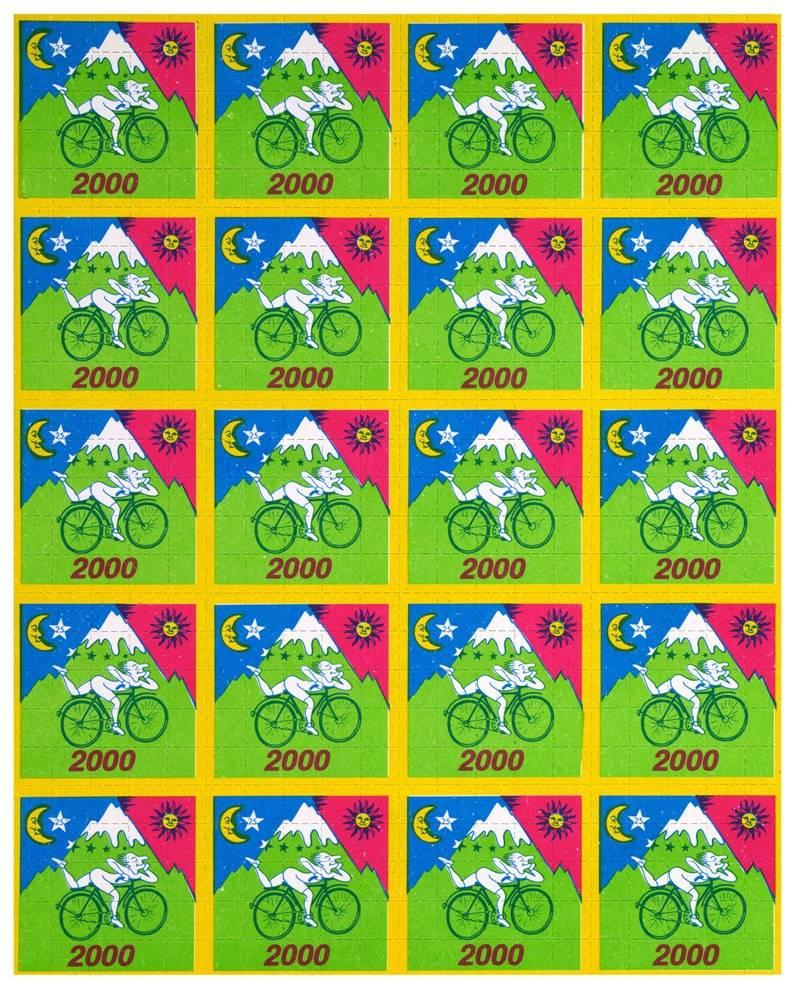 bicycle_ride 2000_Blotter Baba