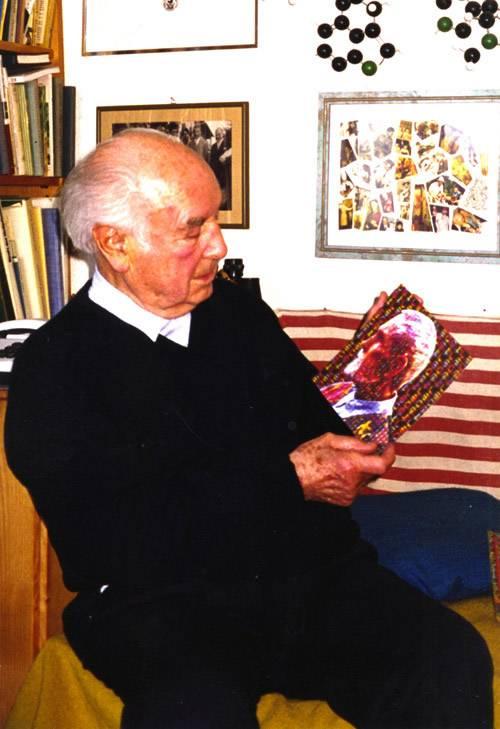 hofmann with Leary sheet