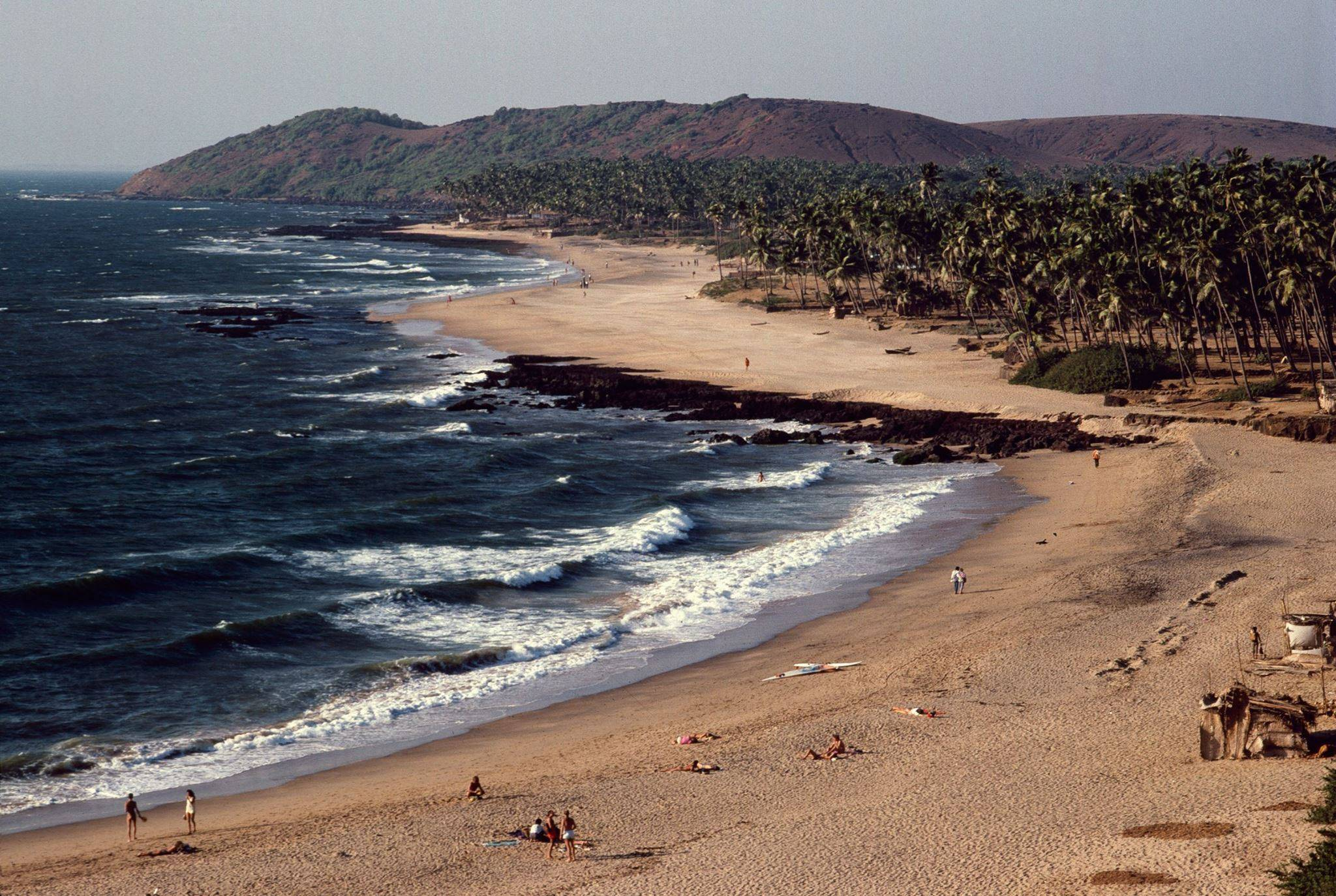 Anjuna Beach Goa 1976