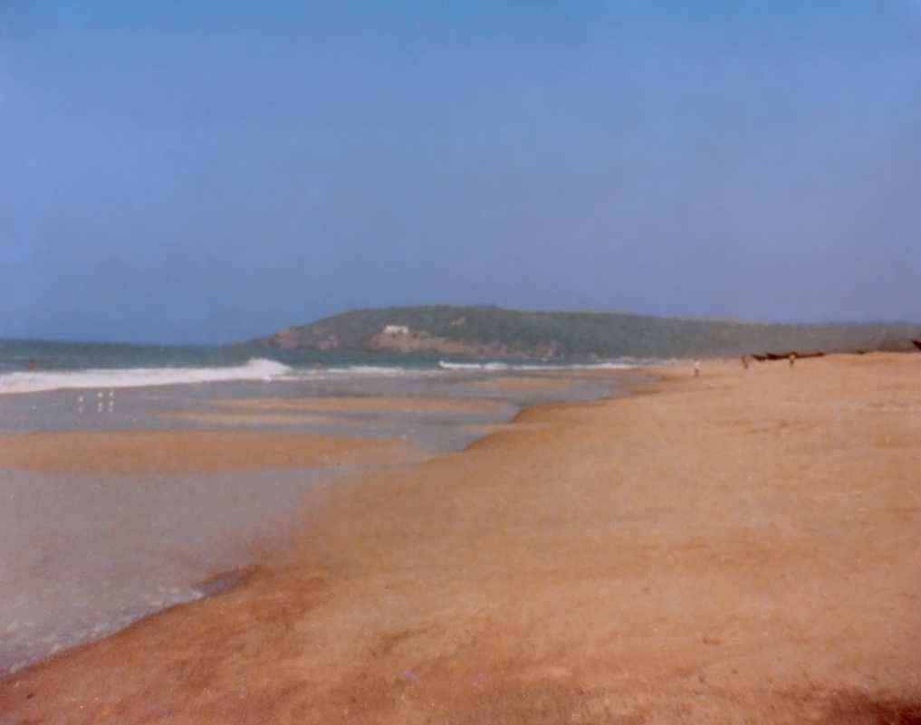 Calengute beach goa 1974