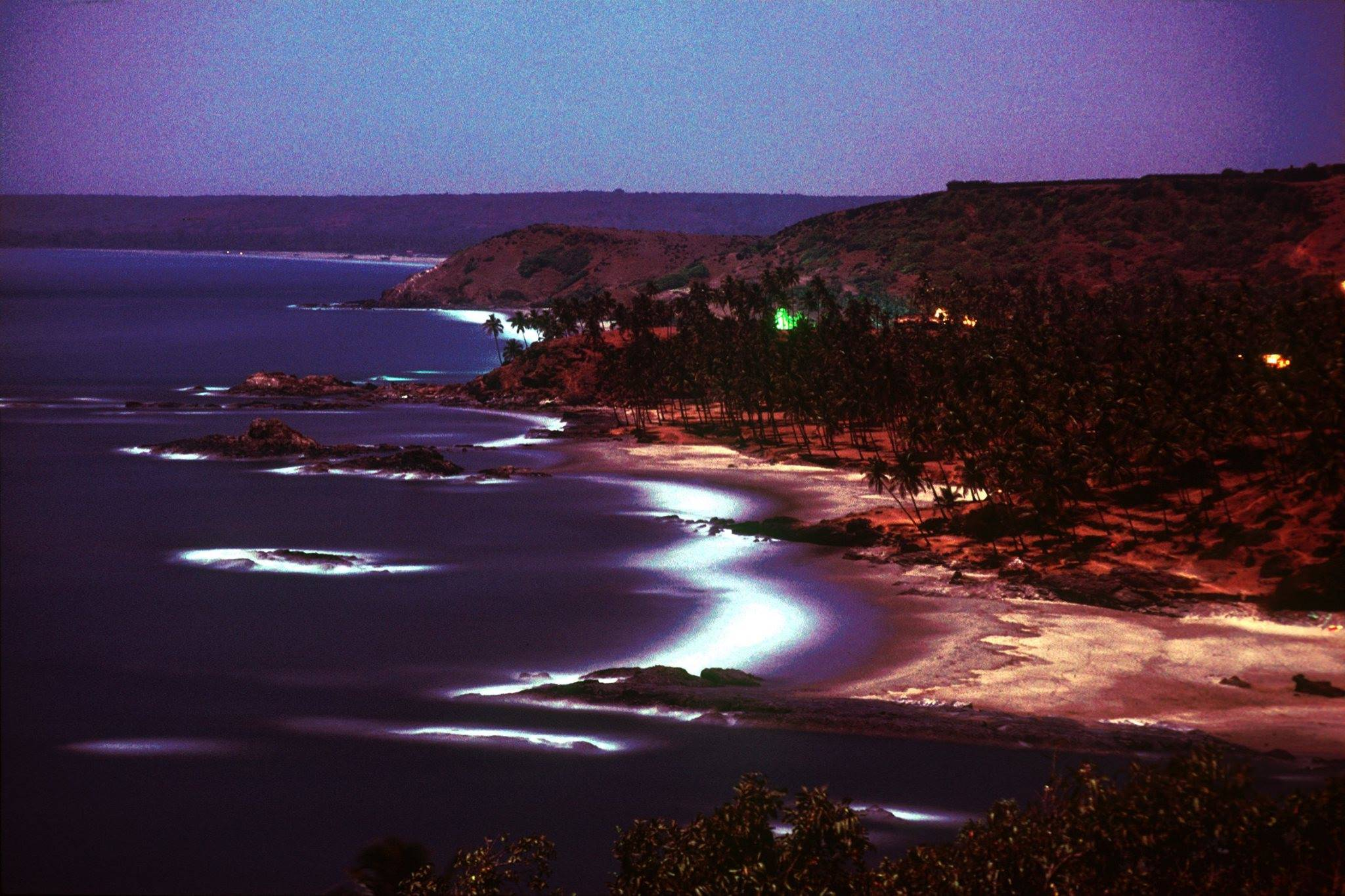 Vagator by Moonlight Goa 1976