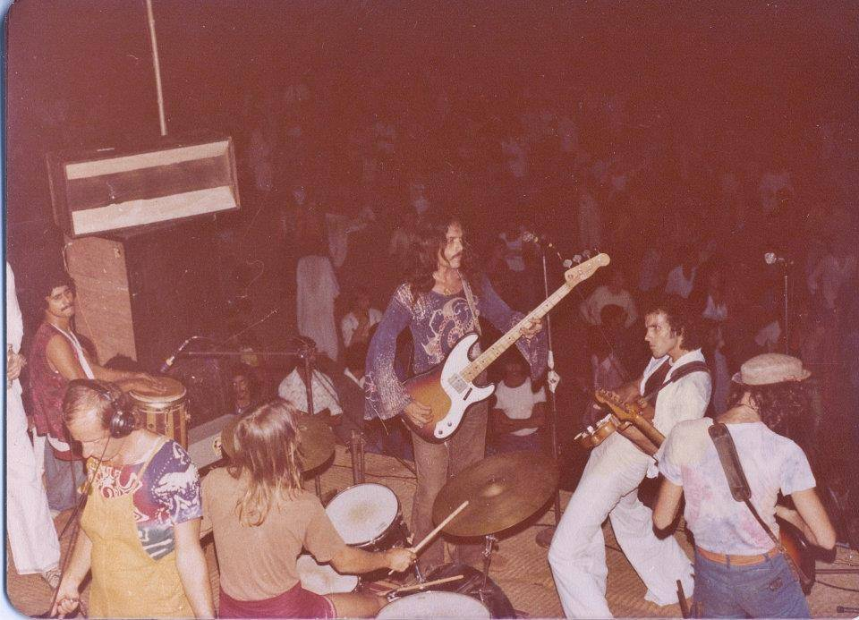 1977 gilbert-garcia-band-with-geoffrey-goa-gil-and-gilbert-garcia in full moon party 1970s