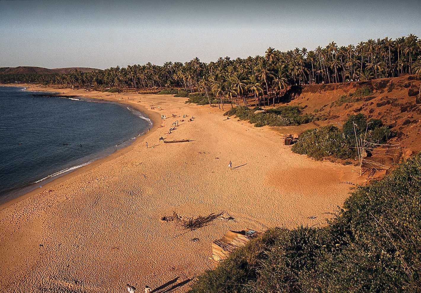 Анджуна гоа пляж фото