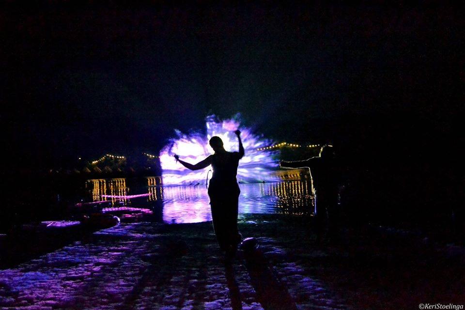 Keri Stoelinga dancing in the dark psy fi 2016