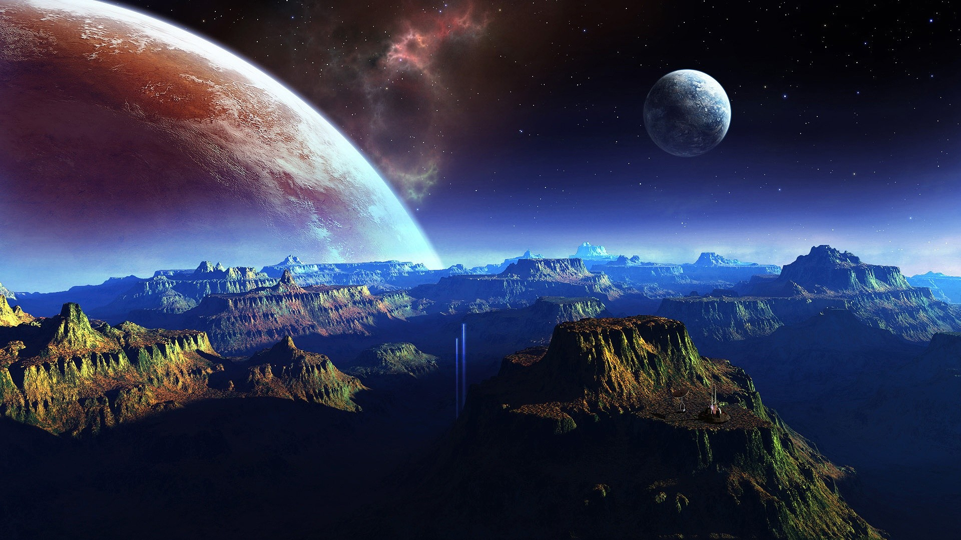 Space Universe Wallpaper Hd 1920x1080 Images Gallery