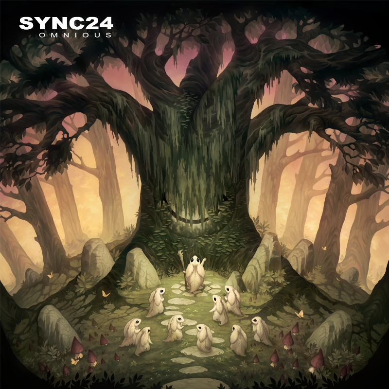 Sync24 Omnious cover