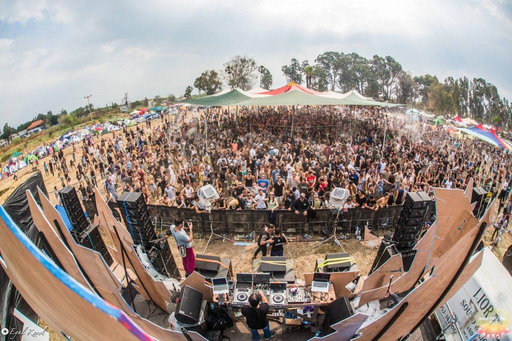 Cosmic Tone @ Doof Festival