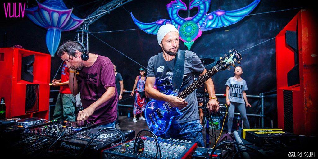 Sun Project @ VuuV Festival