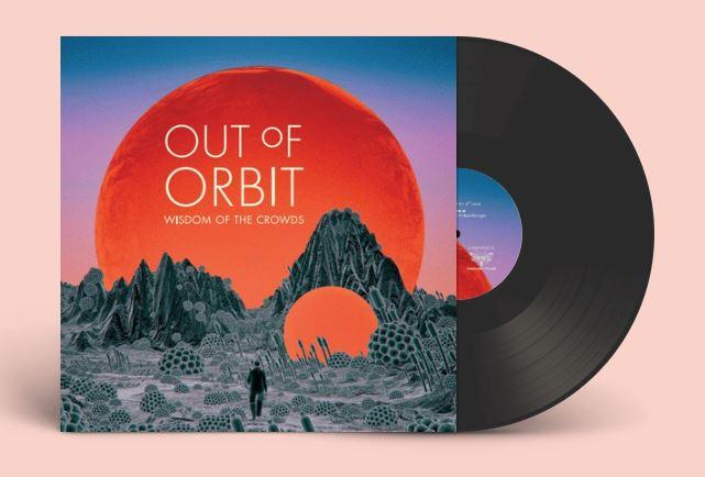 Out of Orbit vinyl